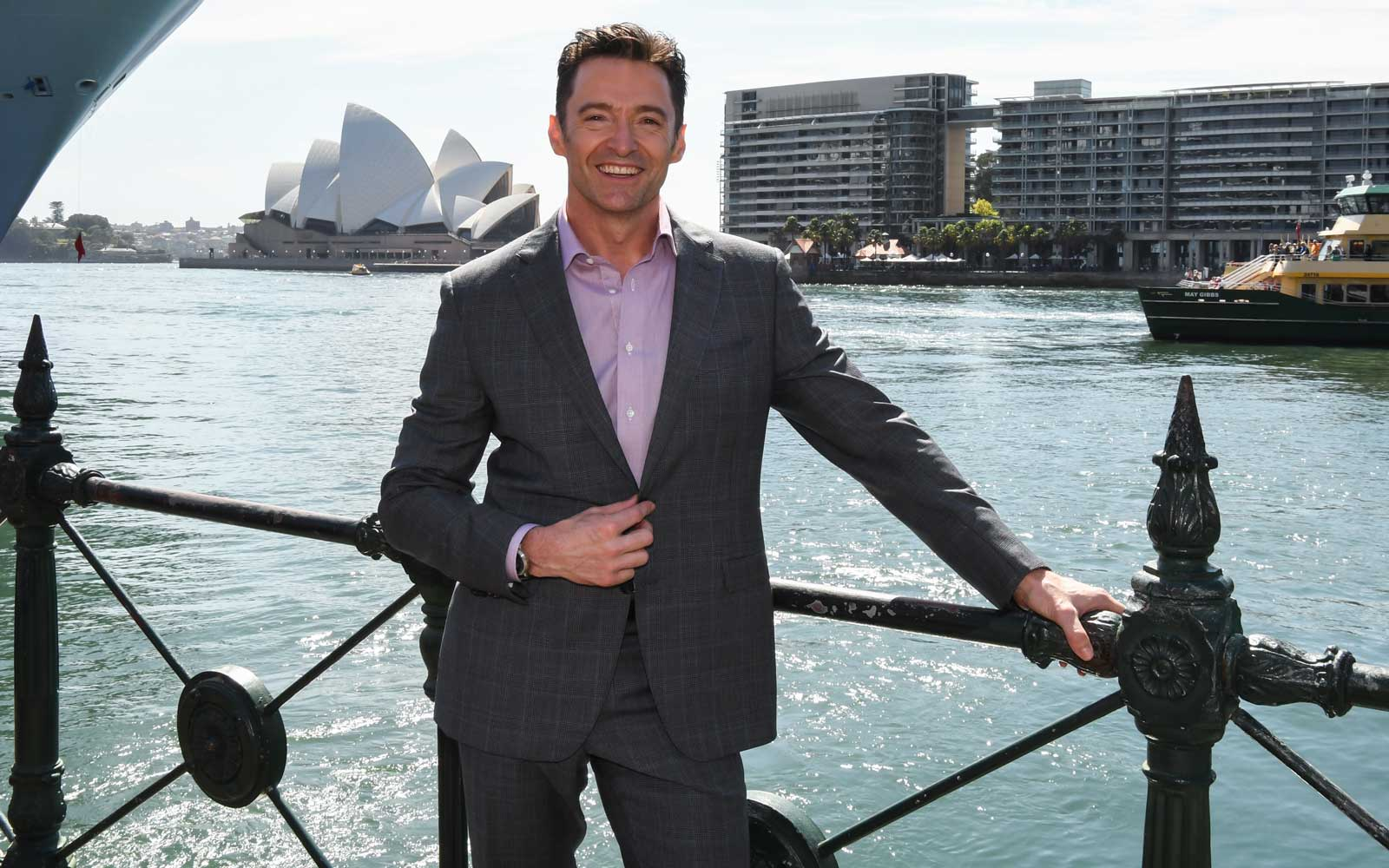 The One Item Hugh Jackman Flies With to Stay Healthy on Tour