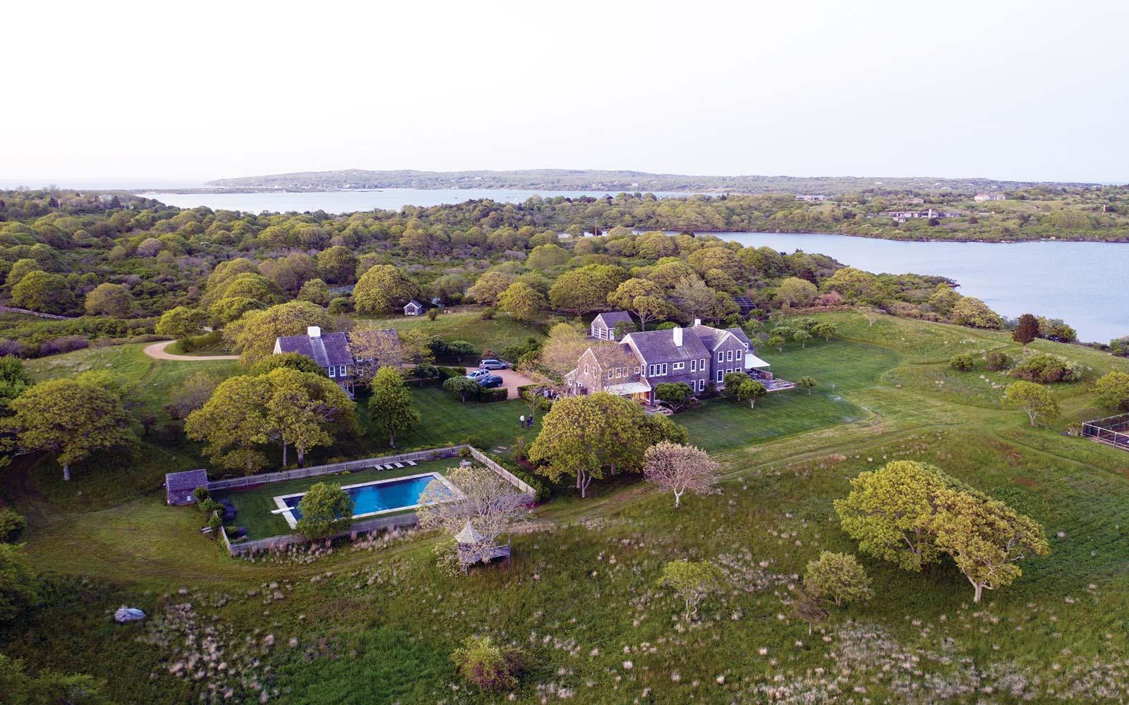 Jackie Kennedy Onassis' Luxurious Martha's Vineyard Estate Is on the Market for $65 Million