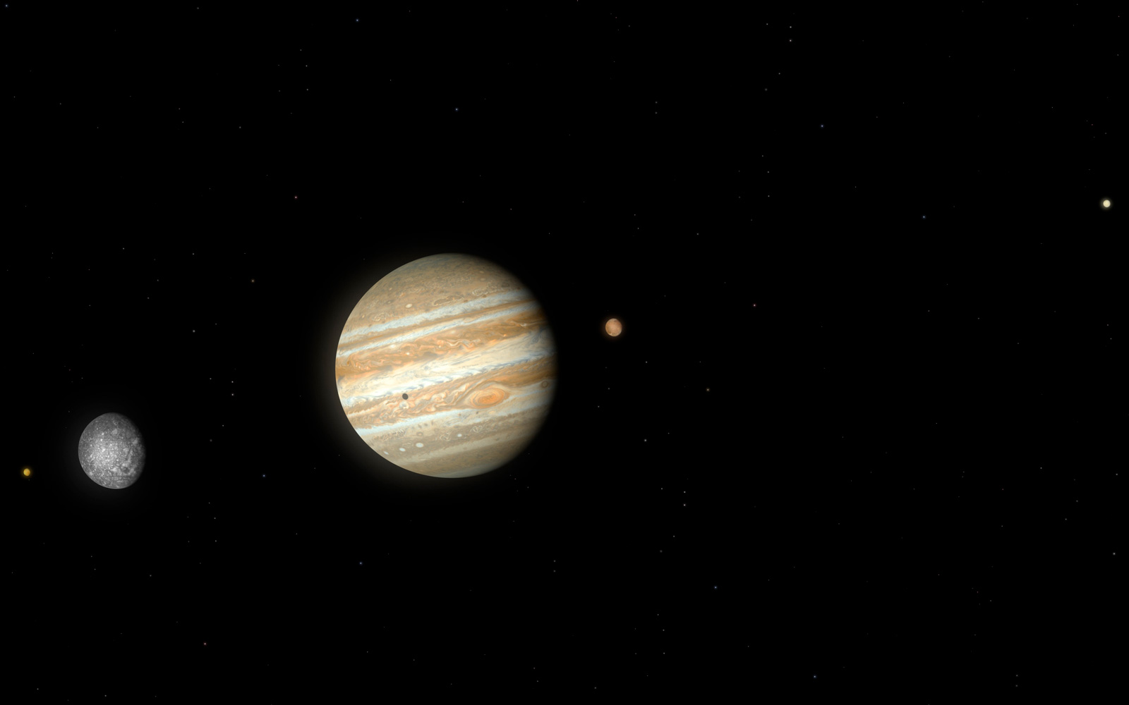 Jupiter Will Loom so Big and Bright This Weekend, You'll Be Able to See It No Matter Where You Are