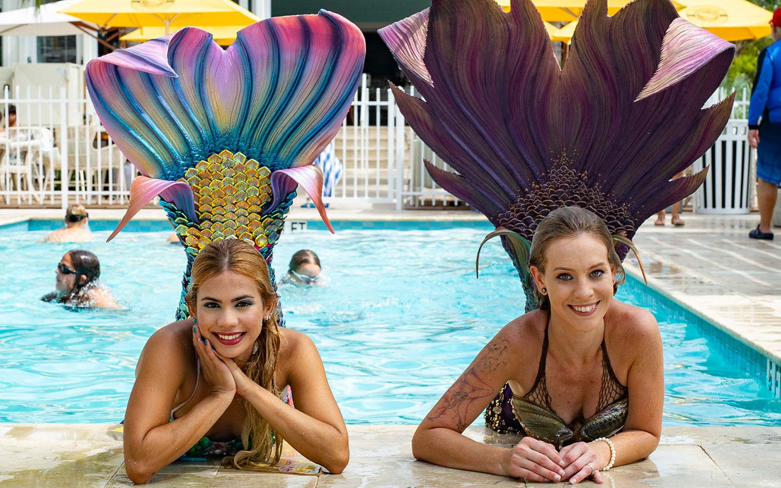 Key West's Newest Summer Festival Is a Magical Celebration of Mermaids
