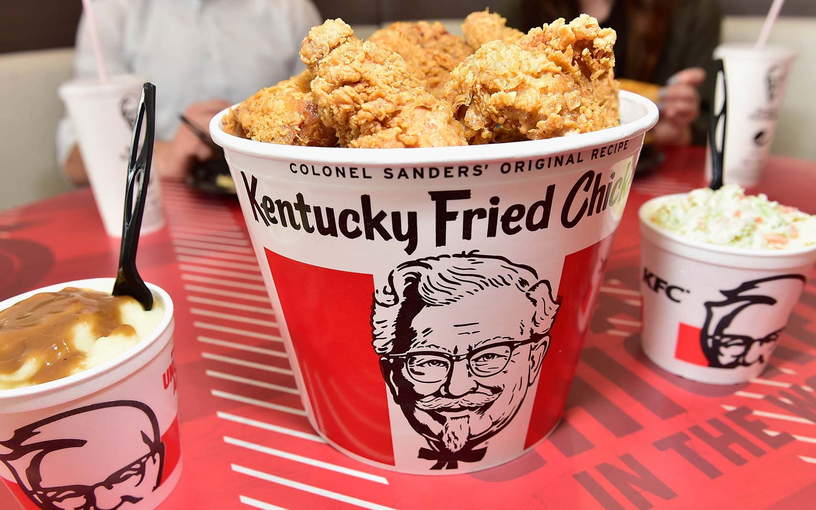 The 'Most Remote KFC in the World' Says It Deserves a Michelin Star
