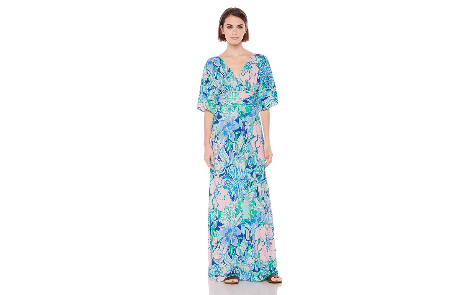 5210a8293d23f Lilly Pulitzer Women's Parigi Maxi Dress. Summer Maxi Dresses. Courtesy of  Amazon