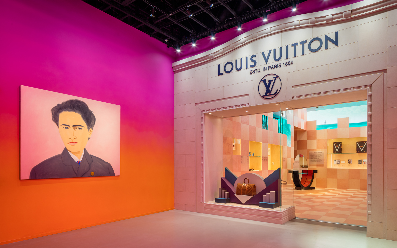 Louis Vuitton Has a New Immersive Exhibit in Honor of the Brand's 160-year History