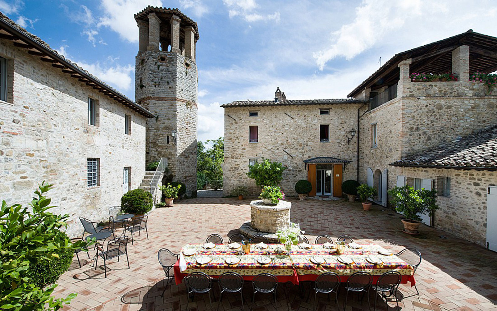 You Can Stay in a Medieval Italian Castle Owned by Napoleon Bonaparte's Descendants