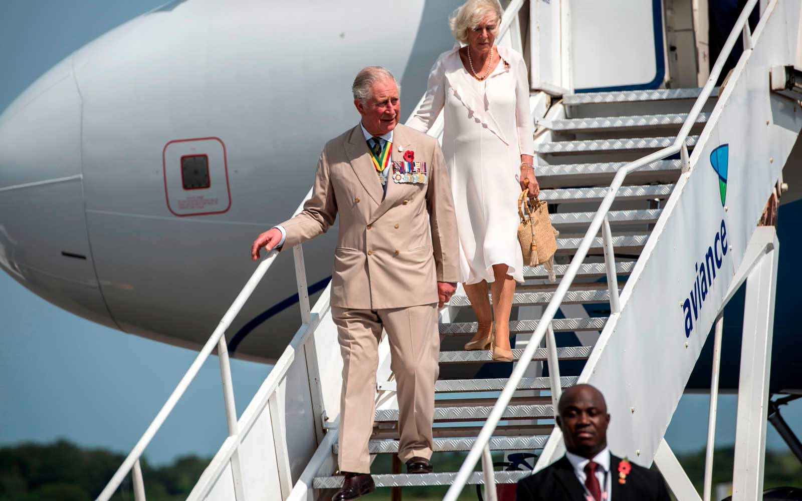 You Probably Can't Guess Which Royal Couple Spent the Most on Travel in 2018