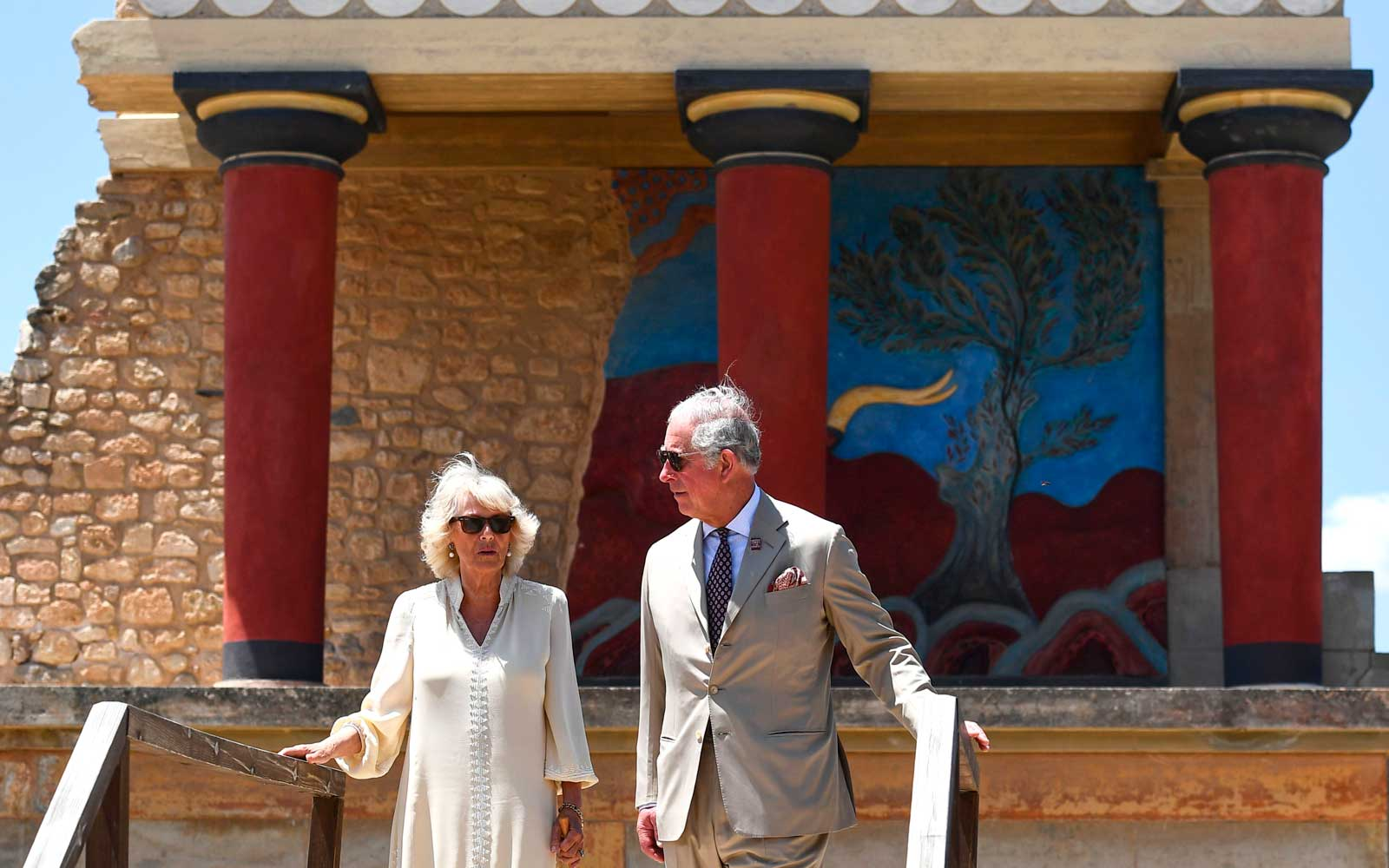 Britain's Prince Charles, Prince of Wales and Camilla, Duchess of Cornwall's travel expenses