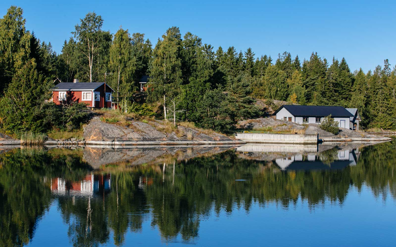 Taste One of the World's Oldest Beers and See an Original Pirate Flag in This Scandinavian Archipelago