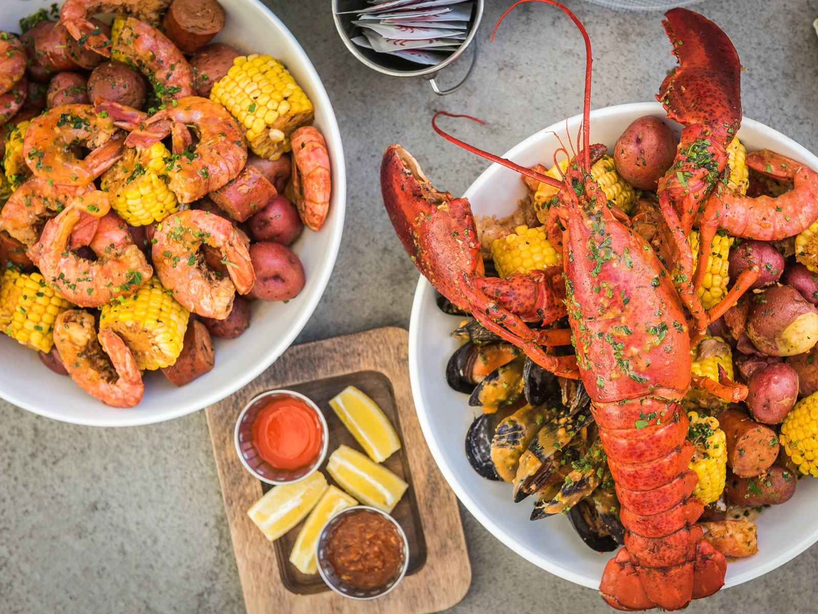 José Andrés Just Opened a Pop-up Crab Shack for the Summer