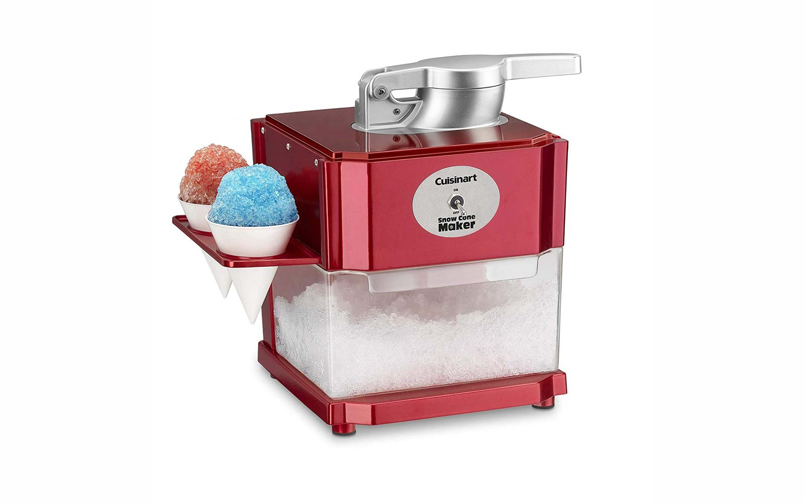 This Snow Cone Maker Is Chrissy Teigen's 'Summer Must-have'
