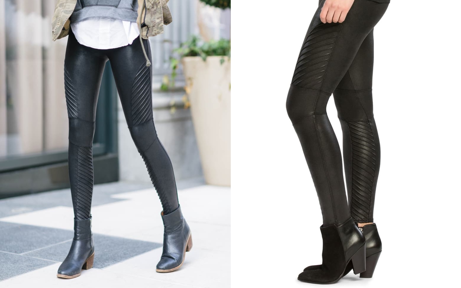 These Top-rated Spanx Leggings Are the Chicest Compression Leggings You Can Buy