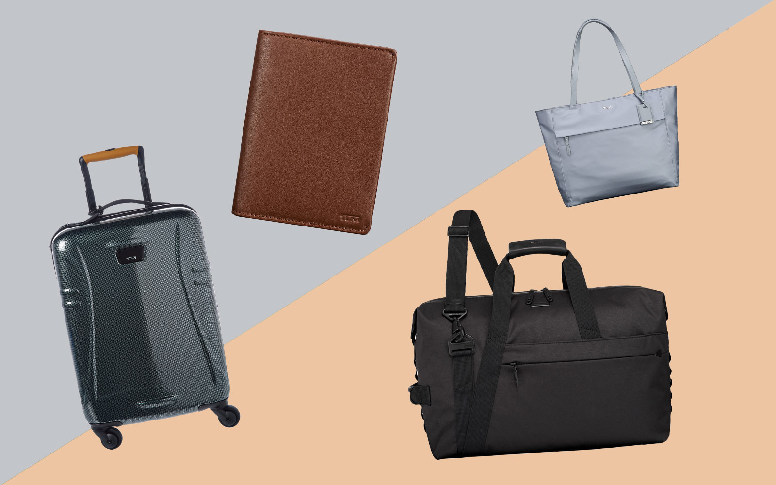 You Can Score Tumi Luggage for 60% Off Right Now — and It's Selling Out Fast