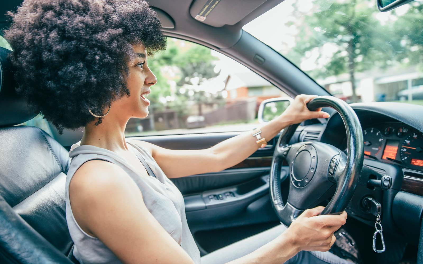 This Is the Spot in Your Car With the Most Germs (and It's Surprisingly Not the Steering Wheel)
