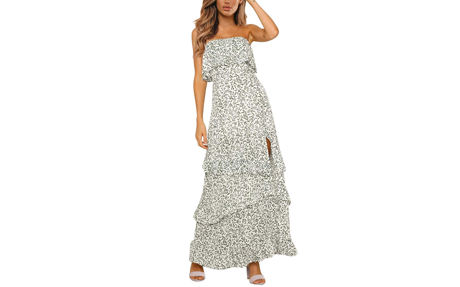 be1cc8d0ce 15 Breezy Maxi Dresses You'll Be Wearing On Repeat This Summer ...