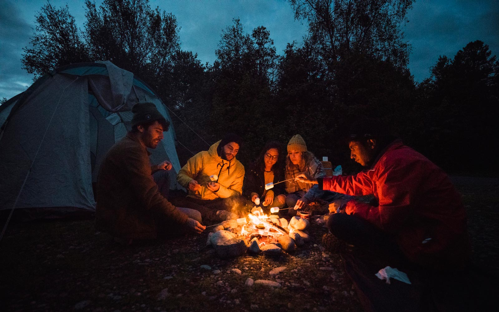 Survey Says Camping Is More Popular Than Ever Thanks to Millennials and Gen X