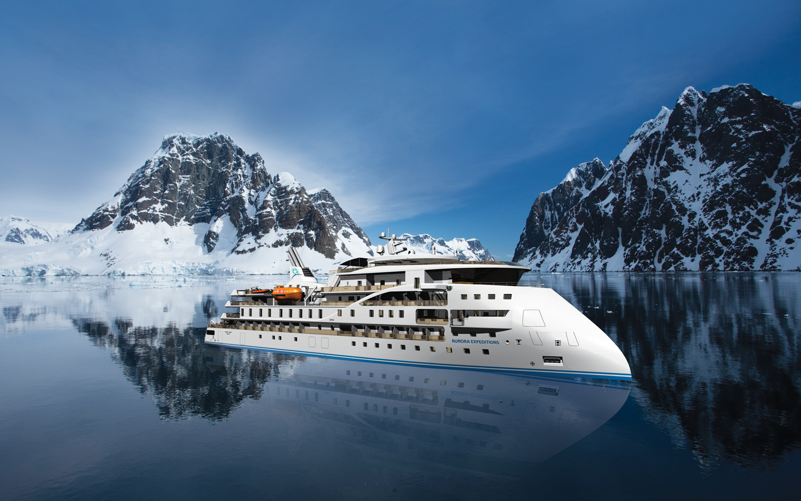 The Greg Mortimer, a New Ship from Aurora Expeditions, Will Make It Easier Than Ever to Cross Antarctica's Notorious Drake Passage