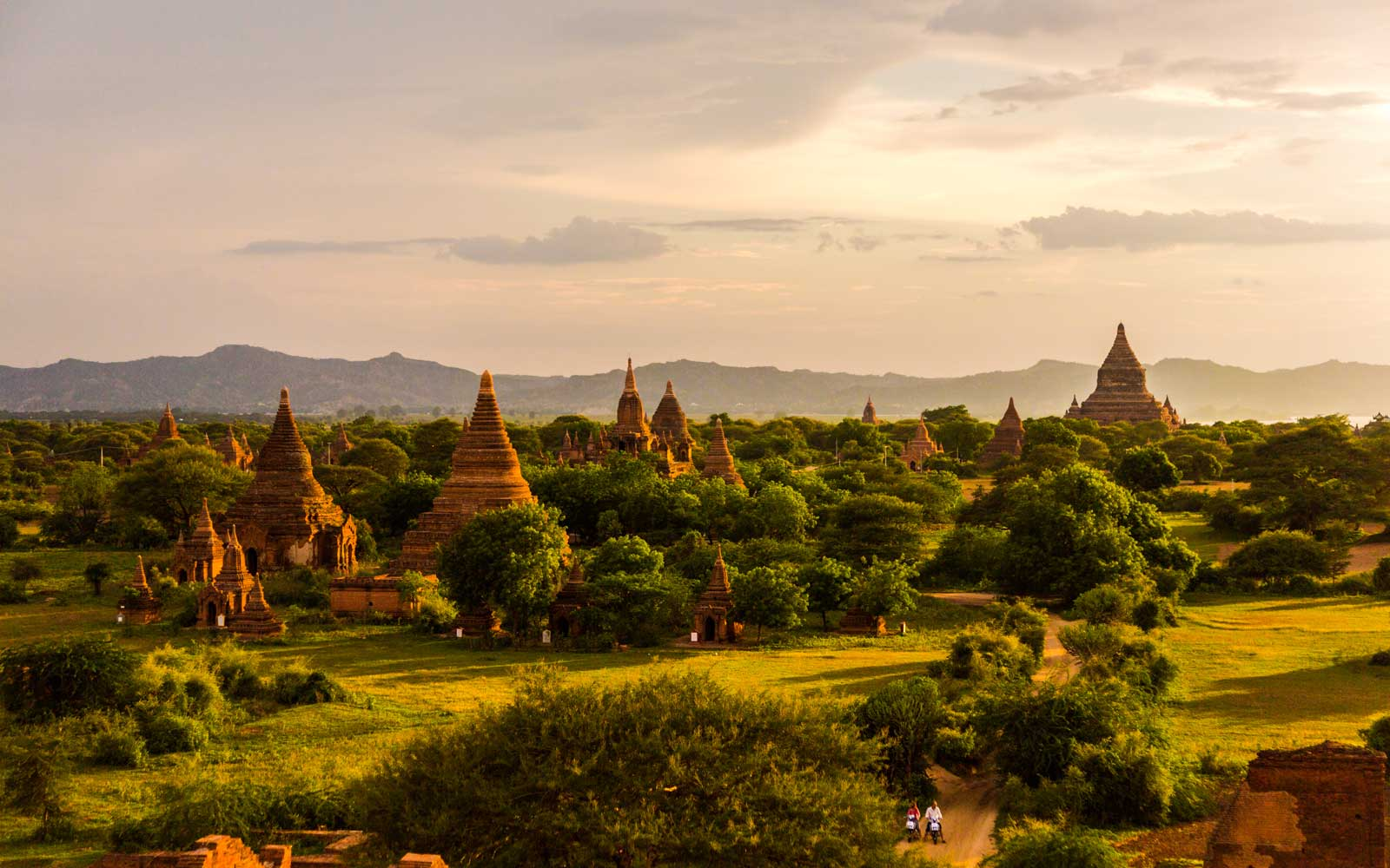 Why You Should Visit the Quiet Tranquility of Bagan Before It's Too Late