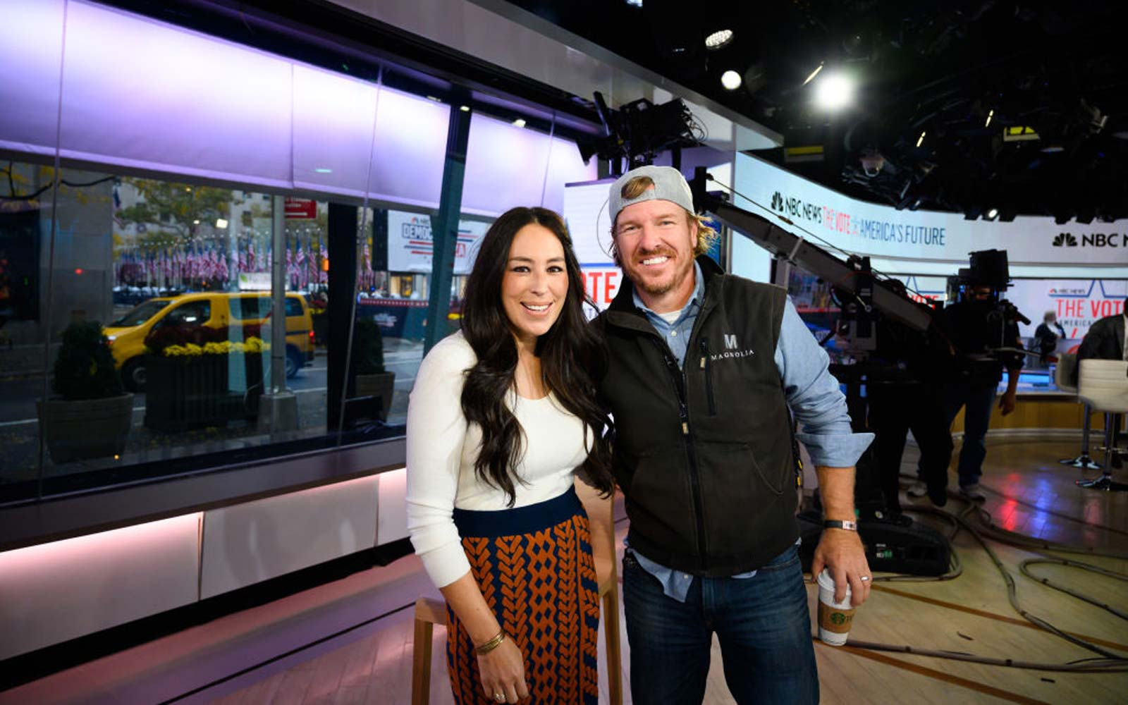Chip and Joanna Gaines' New Coffee Shop Is Opening This Fall