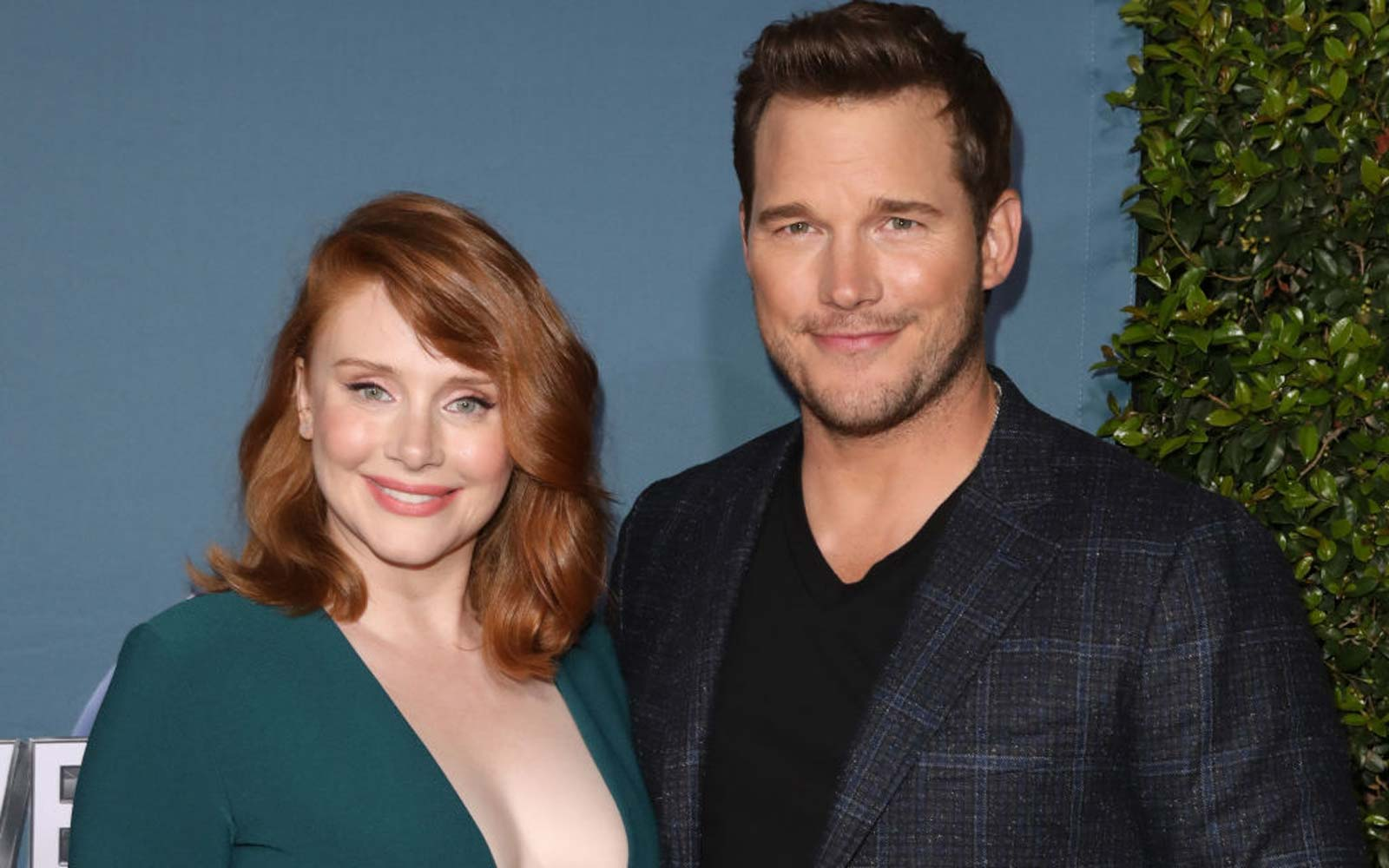 Chris Pratt and Bryce Dallas Howard Unveil New-and-improved 'Jurassic World' Ride — and It's Now Open to the Public