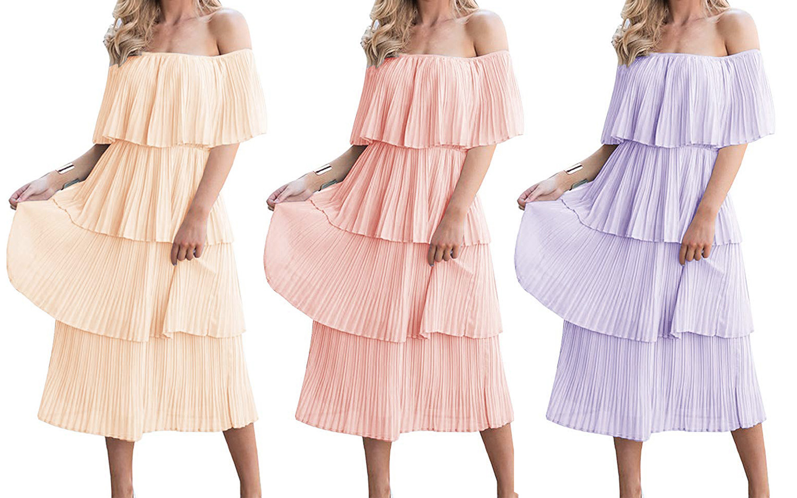 This $24 Viral Dress is Perfect to Wear to a Summer Wedding