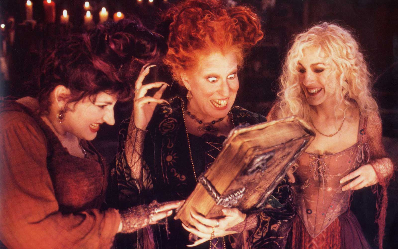 'Hocus Pocus' Will Air a Record-breaking 27 Times on Freeform This October
