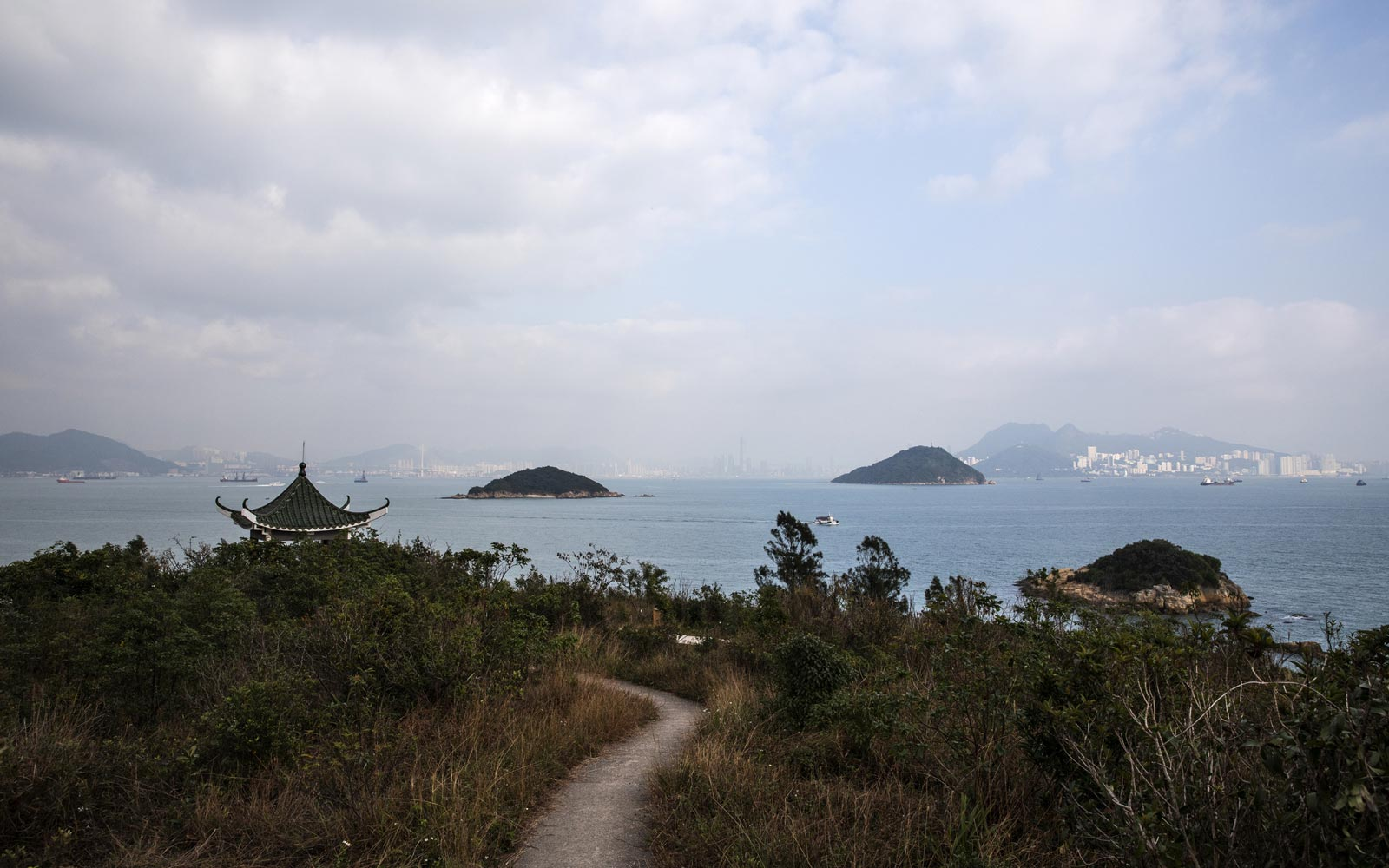 Hong Kong Wants to Build Artificial Islands to Solve Its Housing Crisis