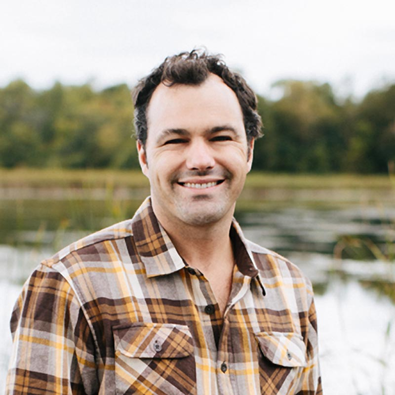 Jordan Harvey, Travel + Leisure A-List Travel Agent specializing in Patagonia