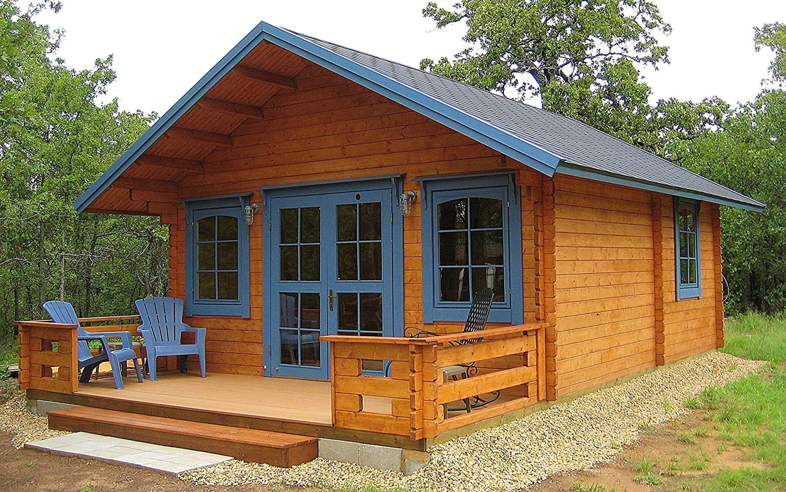 Amazon Is Selling This Tiny House for $18,000, and It Only Takes up to 3 Days to Build