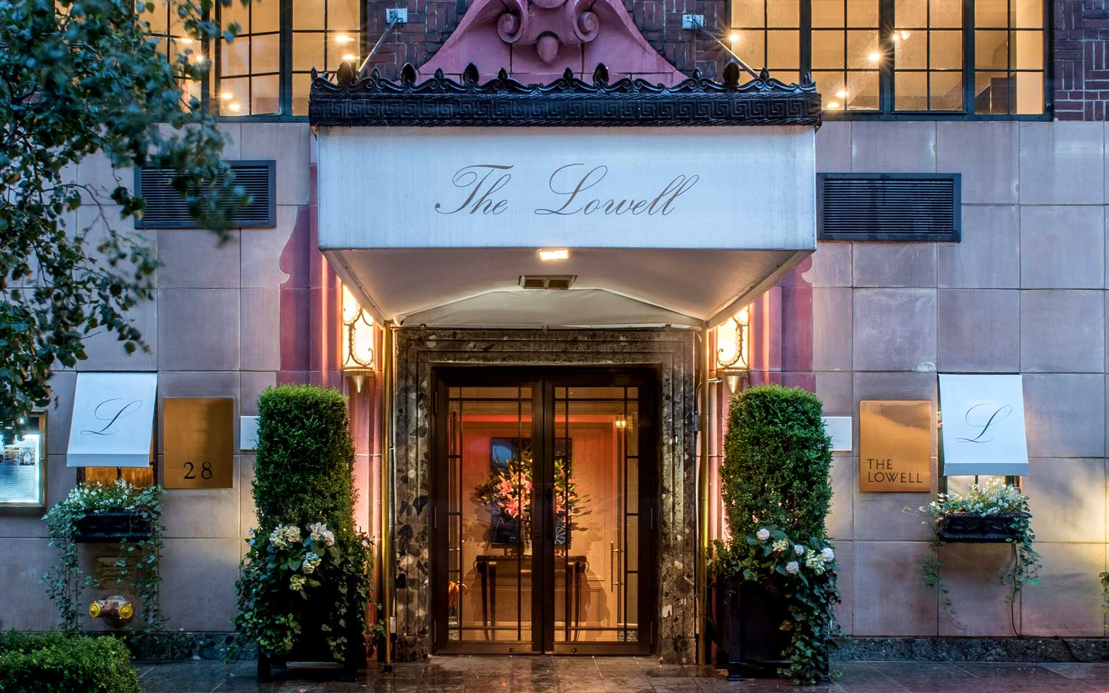 The Lowell Is the Best Hotel in New York City, According to Travel + Leisure Readers