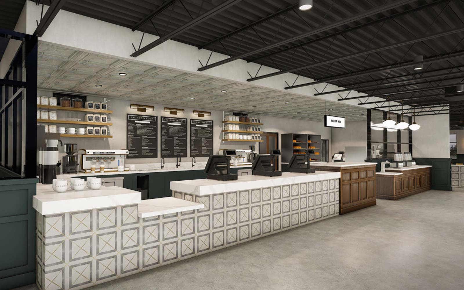 See Inside Chip and Joanna Gaines' New Coffee Shop—Coming This Fall!