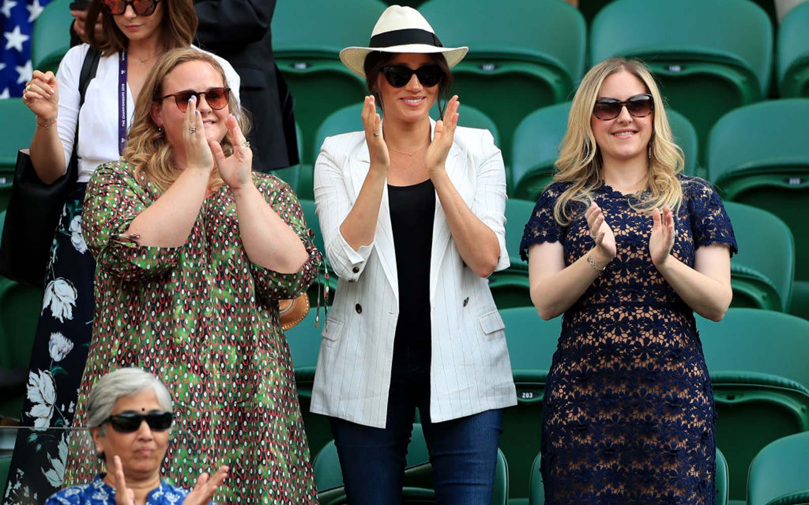 Meghan Markle Made a Major Fashion Faux Pas at Wimbledon