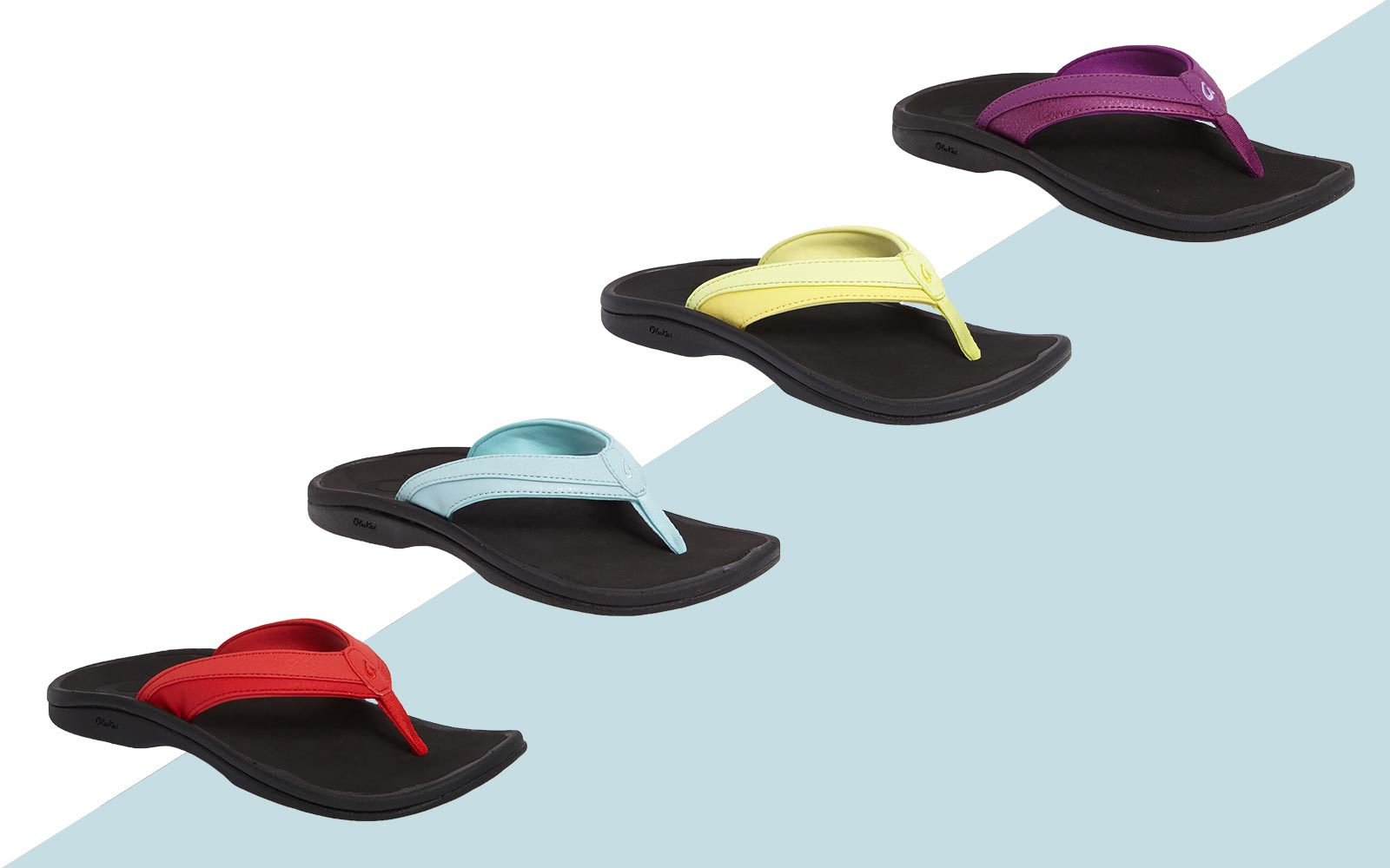 More Than 1,300 Nordstrom Shoppers Call These the Most Comfortable Flip-Flops — and They Come in 15 Colors