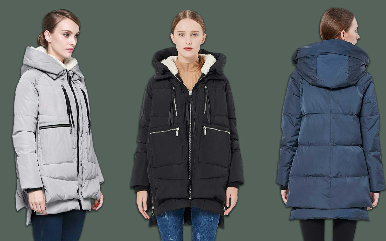 The Orolay Coat Is the Best Winter Coat on Amazon