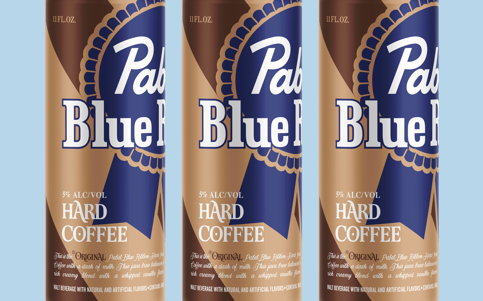Pabst Blue Ribbon's New Hard Coffee Tastes Like an Alcoholic Version of Yoo-hoo