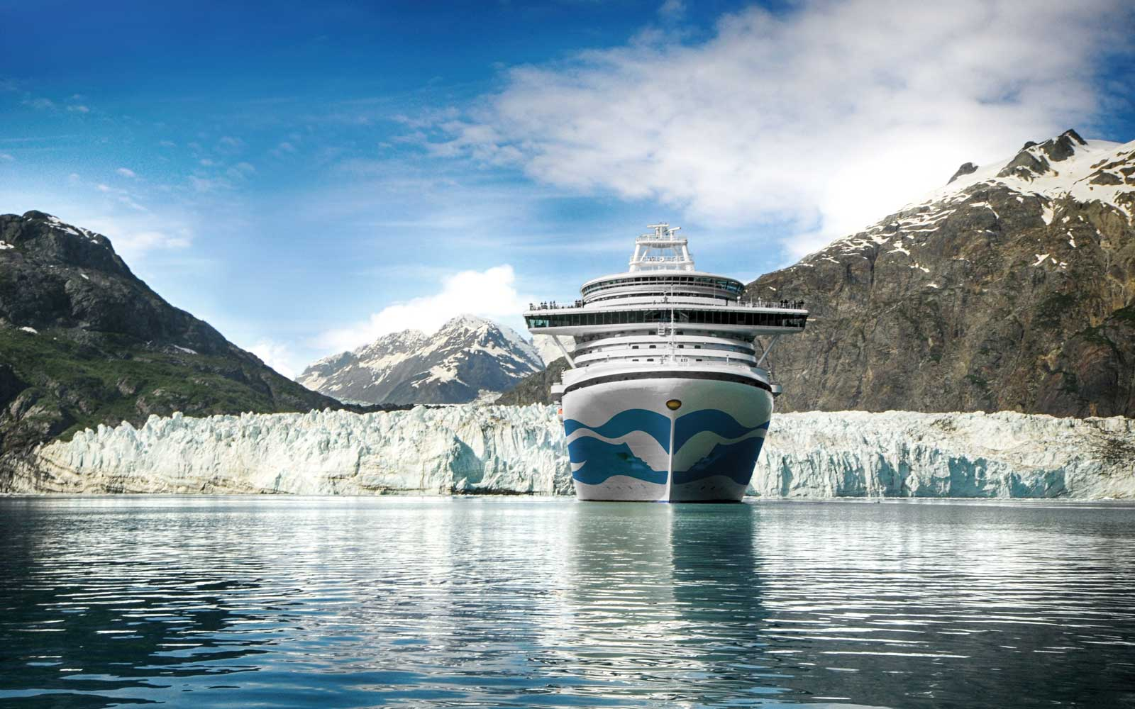 Princess Cruise in Alaska