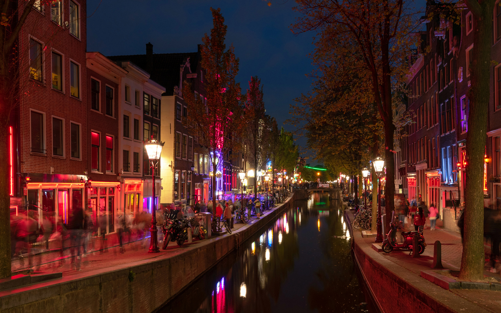 The First Female Mayor of Amsterdam Wants to Completely Change the Red Light District