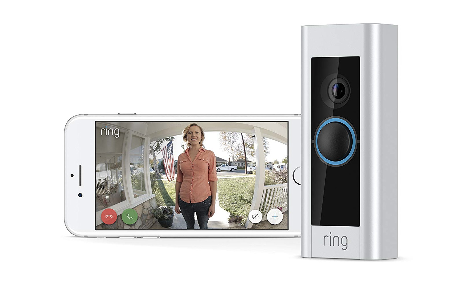 Ring Video Doorbell on Sale at Amazon