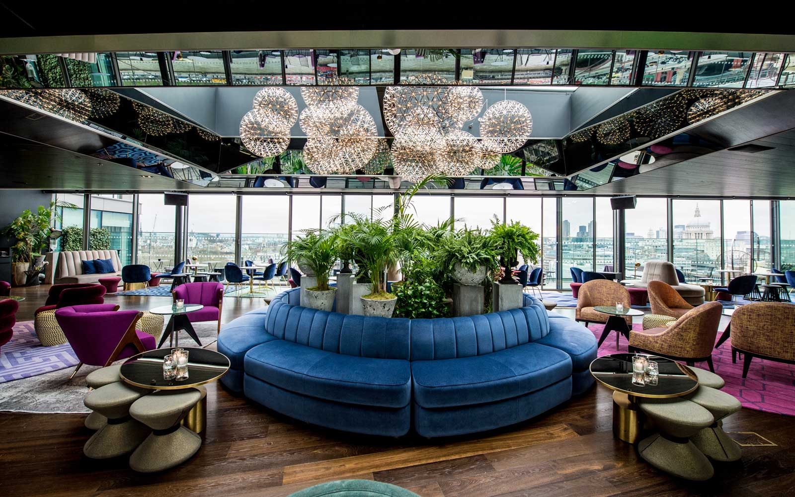 12th Knot Bar at Sea Containers London