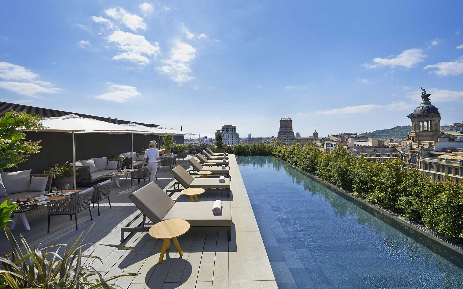 Terrat at the Mandarin Oriental Barcelona