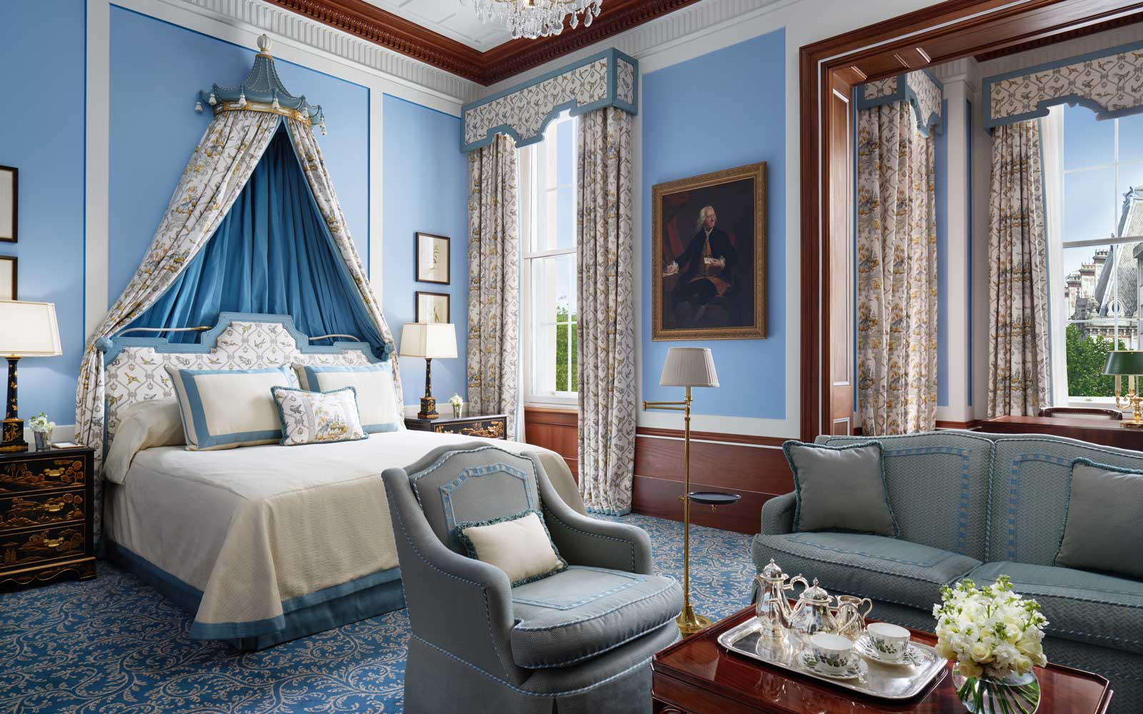The Best Hotel in London Combines Luxury and History for an Unforgettable Stay