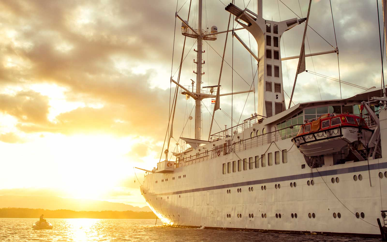 Adventures Abound On and Off the Windstar Cruise in Central America