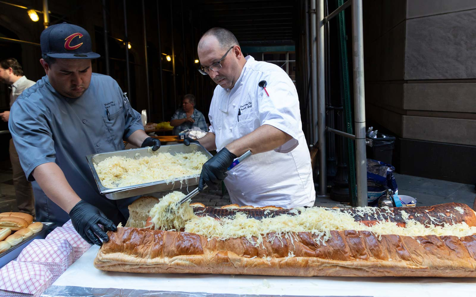 'World's Largest Hot Dog' Title Claimed by Brooklyn Brand