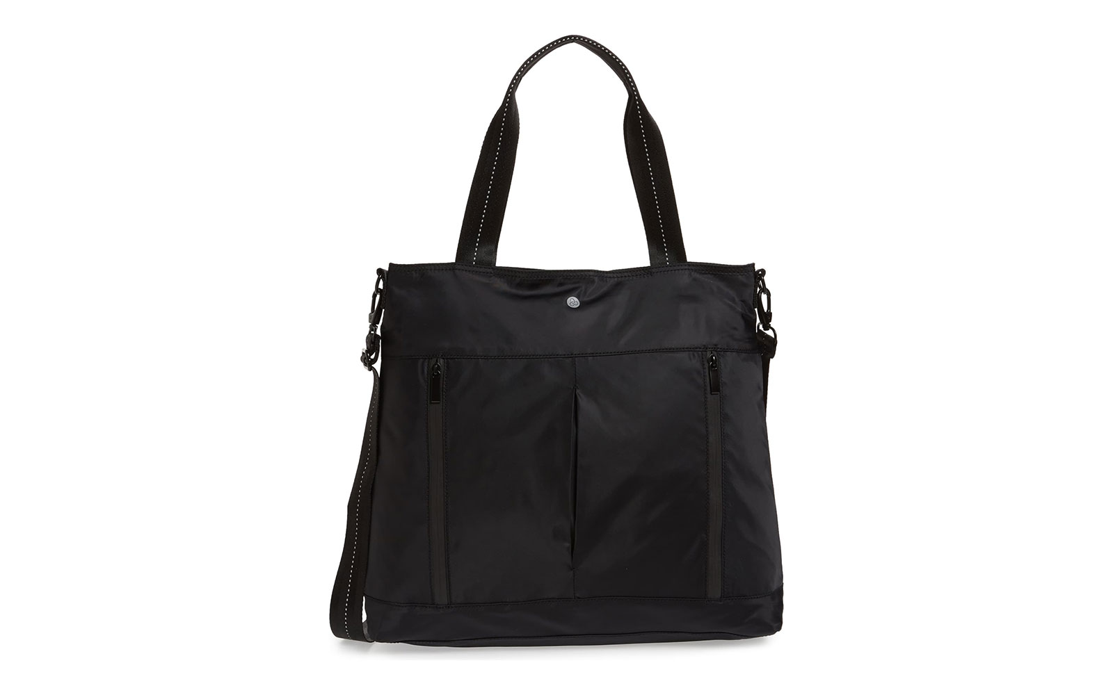 Zella Reflective Nylon Tote Bag