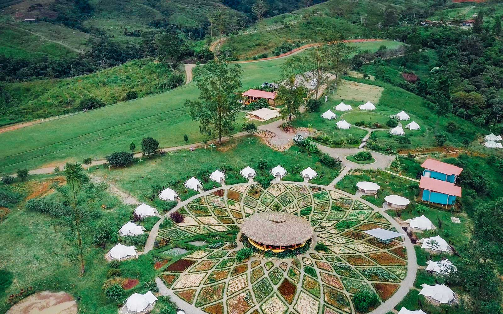 This New Glamping Spot in Costa Rica Is Your Detox Dream Vacation