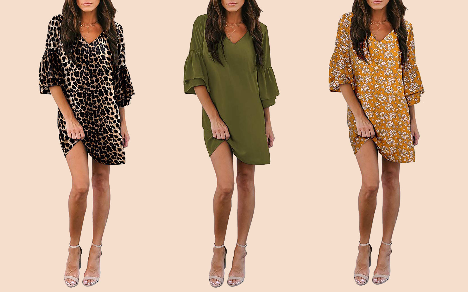 Amazon Shoppers Are Obsessed With This Ultra-flattering Mini Dress — and It's Only $23