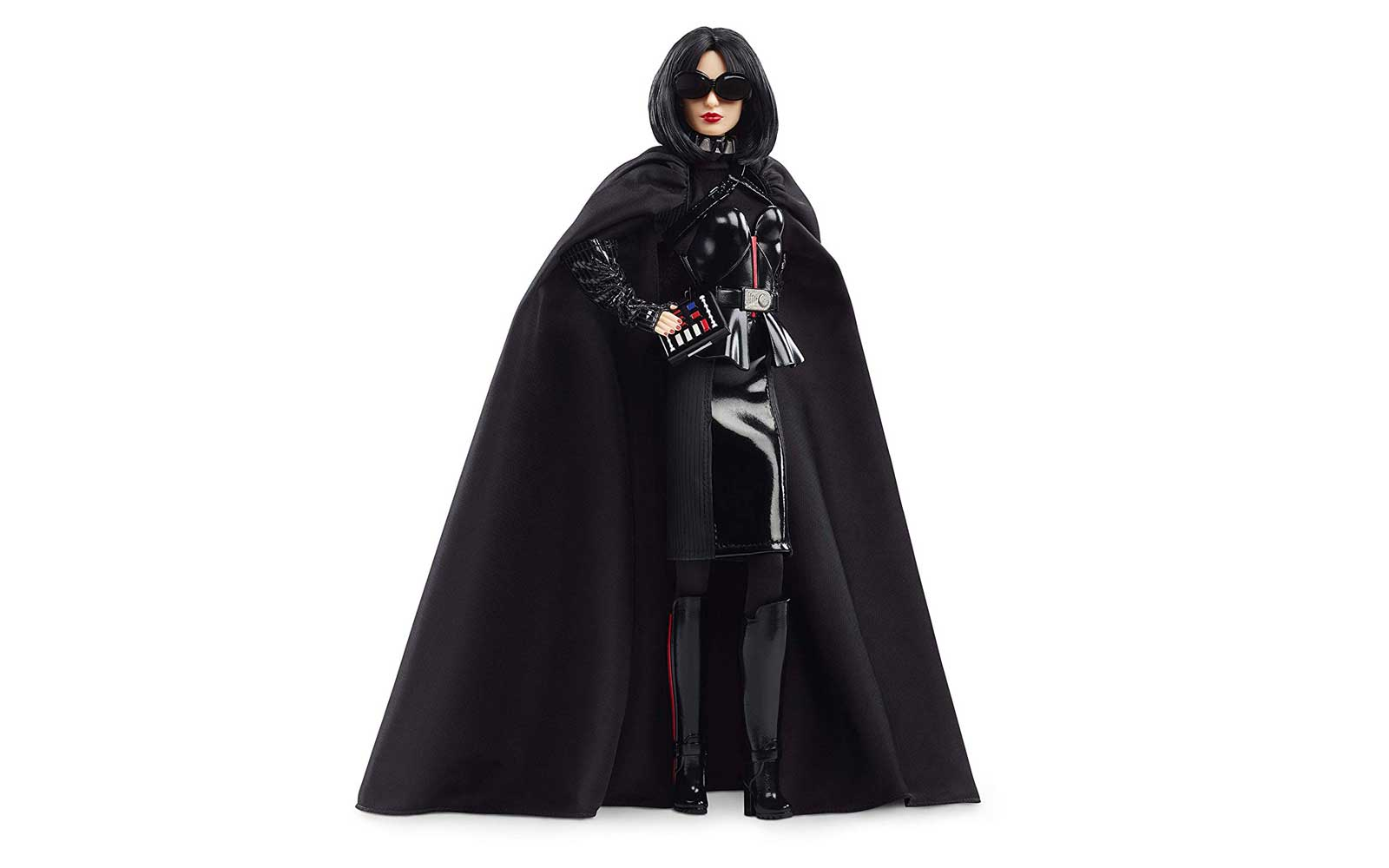 Darth Vadar Star Wars Barbie Doll