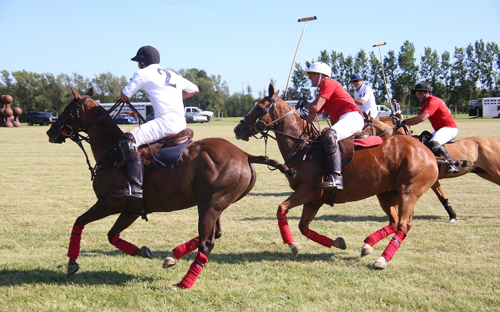 Southampton Polo Club on June 24, 2017 in Southampton, New York
