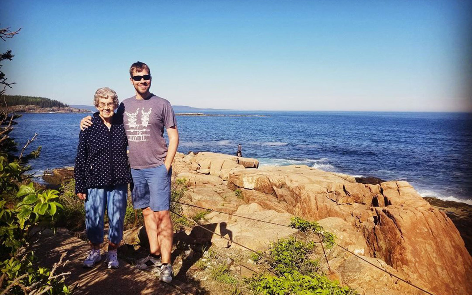 This 89-year-old Grandmother Has Never Seen the Ocean or Mountains — so Her Grandson Is Taking Her to All 61 U.S. National Parks