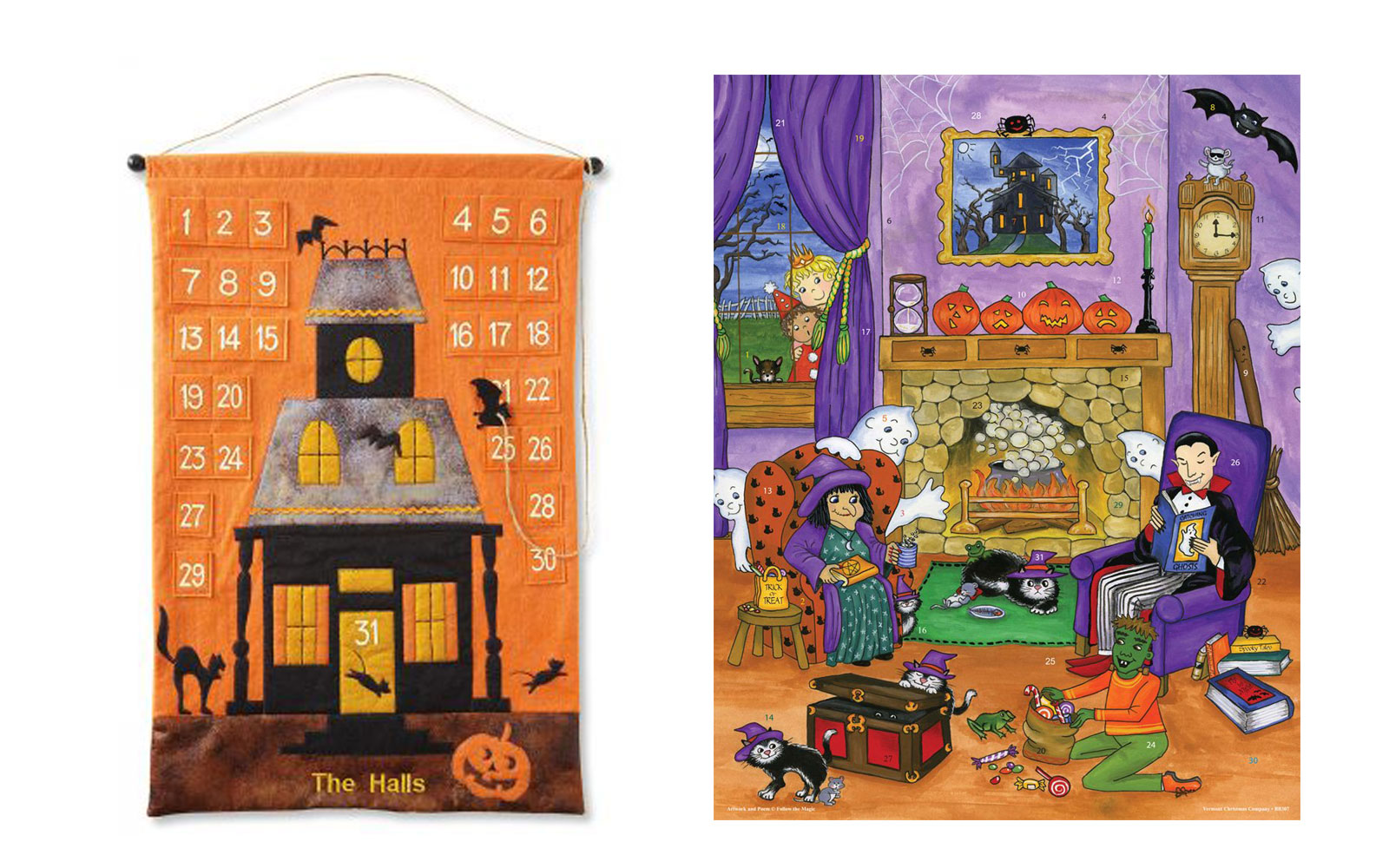 Halloween Advent Calendars Exist and the Countdown Is Officially On