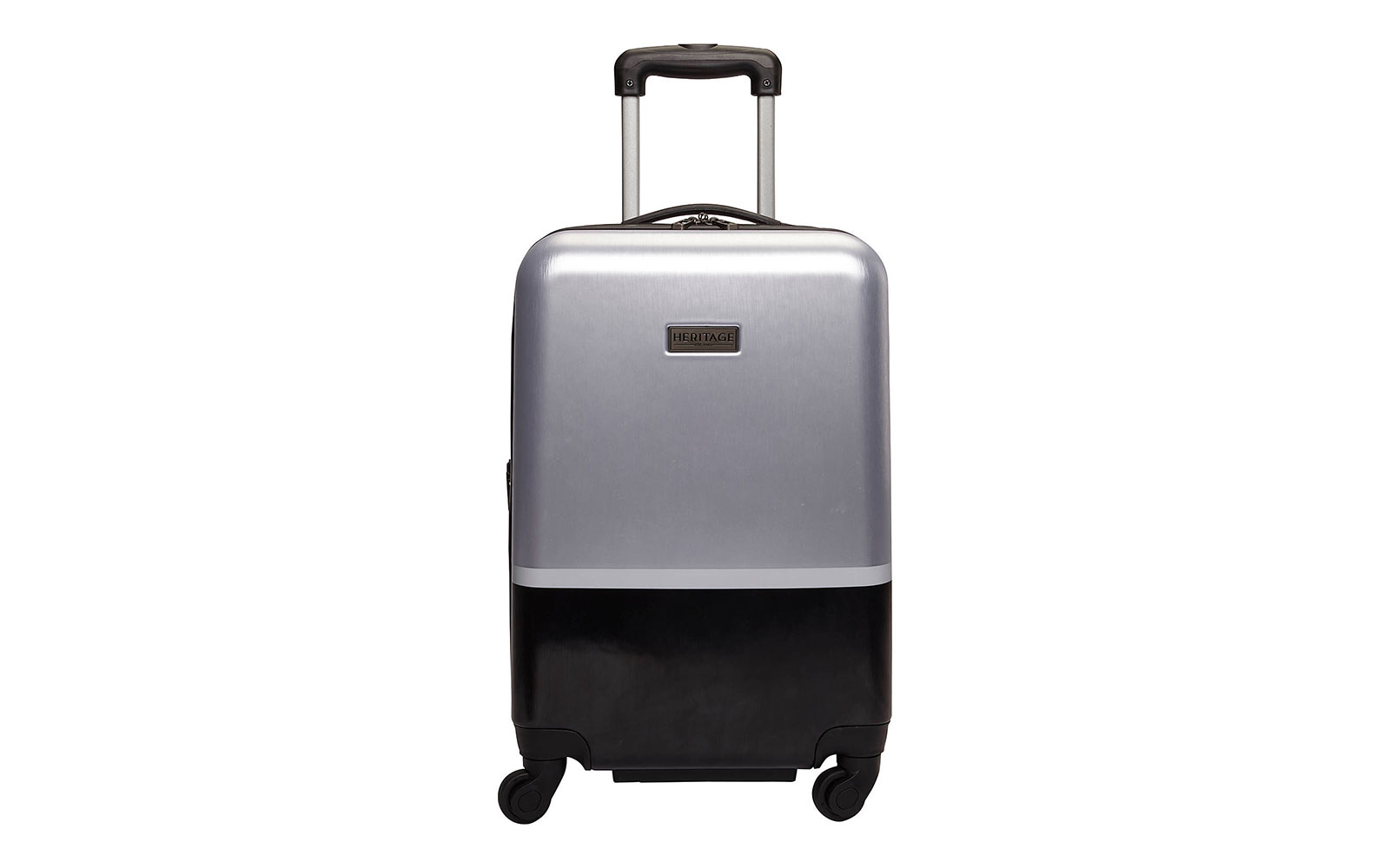 Heritage Charter Park 20  Expandable Hardside Spinner Carry-On