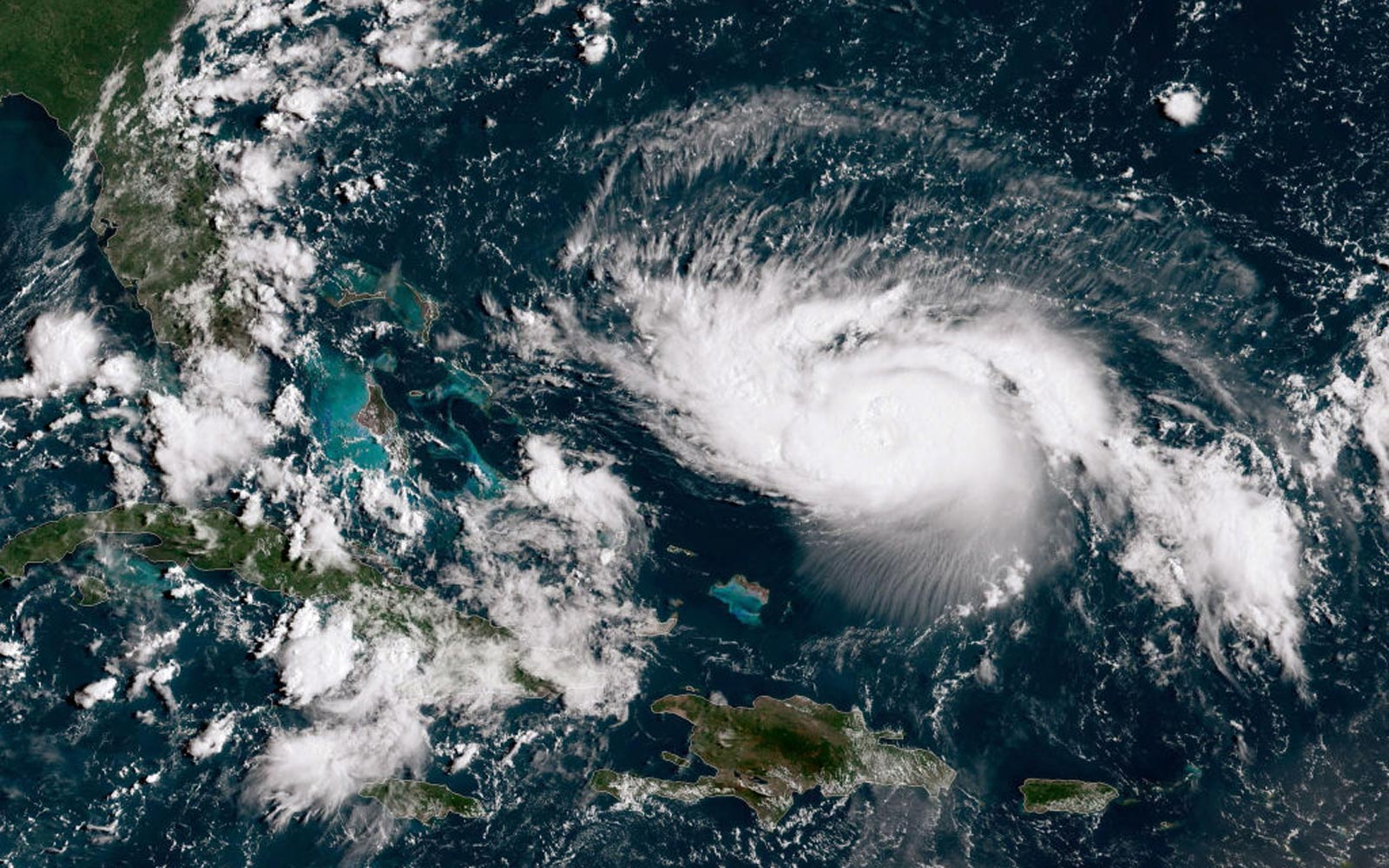 Hurricane Dorian Places Florida Under State of Emergency As It Continues to Strengthen